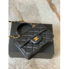 BOLSA CH QUILTED FLAP
