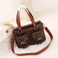 BOLSA LOUIS VUITTON MANHATTAN CARAMELO