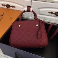 BOLSA LOUIS VUITTON MONTAGNE BORDO