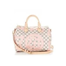 BOLSA LOUIS VUITTON SPEEDY 30 ROSE BALLERINE