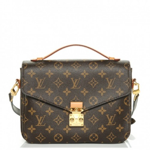 e0a427f3de8 BOLSA LOUIS VUITTON POCHETTE METIS FRANCE MONOGRAM