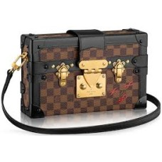 BOLSA LOUIS VUITTON DAMIER EBENE PETITE MALL BAG