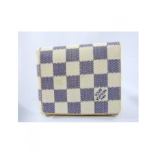 CARTEIRA LOUIS VUITTON DAMIER AZUR