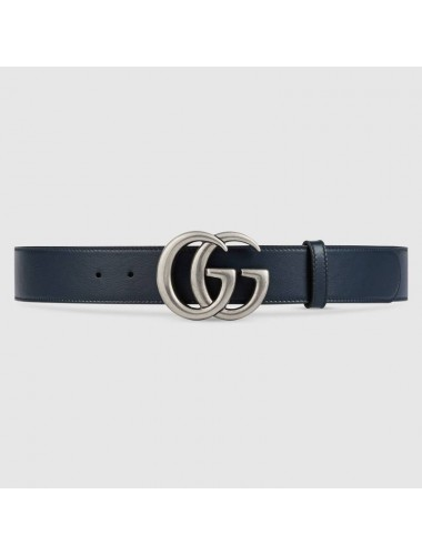 CINTO GUCCI Double G Silve