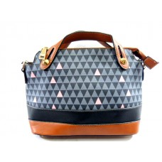 Bolsa Triangle Black Inspired Schutz