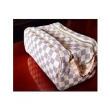 NECESSAIRE LOUIS VUITTON TOILETRY POUCH DAMIER AZUR