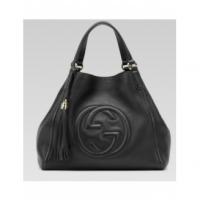 BOLSA GUCCI LARGE SOHO BAG