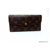 CARTEIRA LOUIS VUITTON MONOGRAM EMILIE